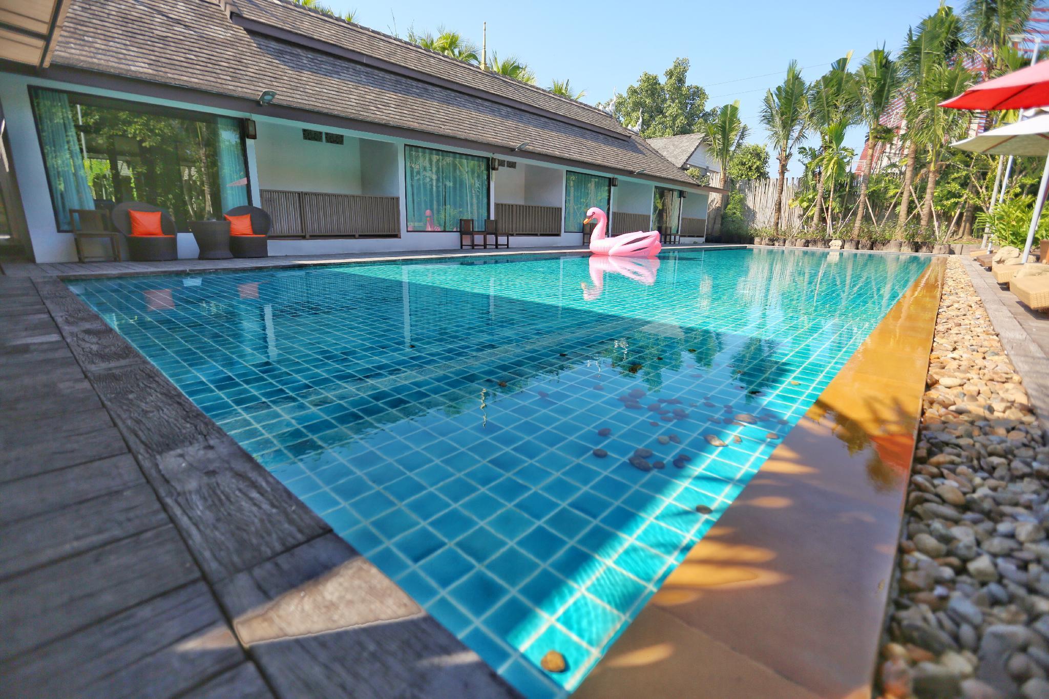 ลานไม้ ฝายช้าง รีสอร์ท (Laan Mai Fai Chang Resort) ลดกระหน่ำ