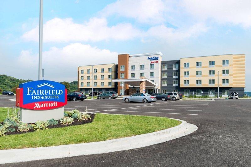 Fairfield Inn And Suites Huntington