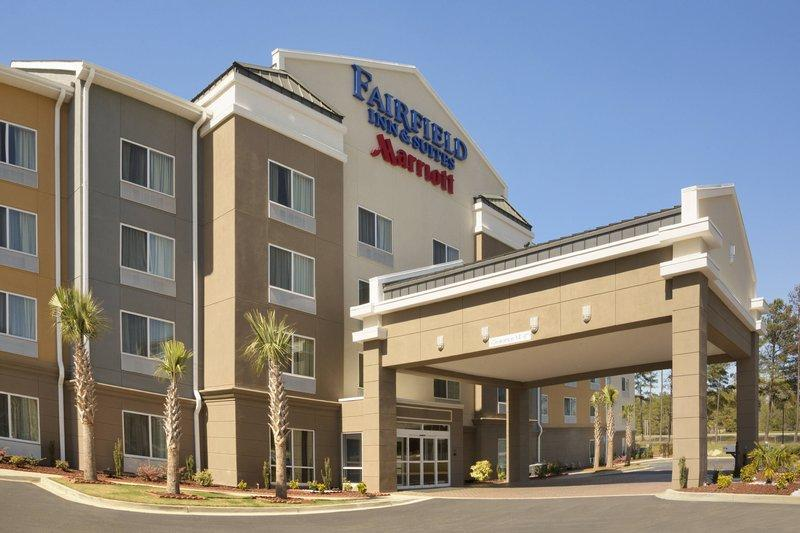 Fairfield Inn And Suites Columbia Northeast