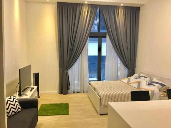 Studio Apartment 3 @ M City Residential Suites Kuala Lumpur