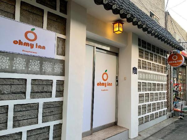 Ohmy Inn Dongdaemun Seoul