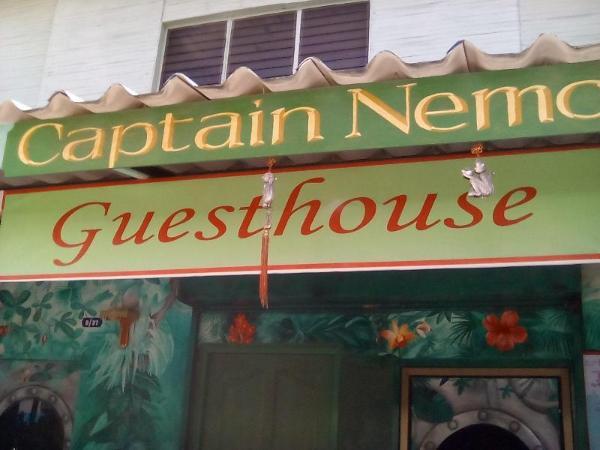 Captain Nemo Guesthouse Koh Tao
