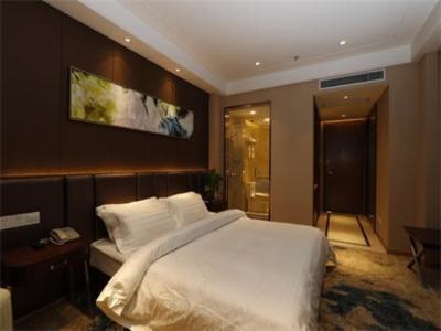 Jinjiang Metropolo Hotel   Nanjing High speed Train South Station Baijia Lake