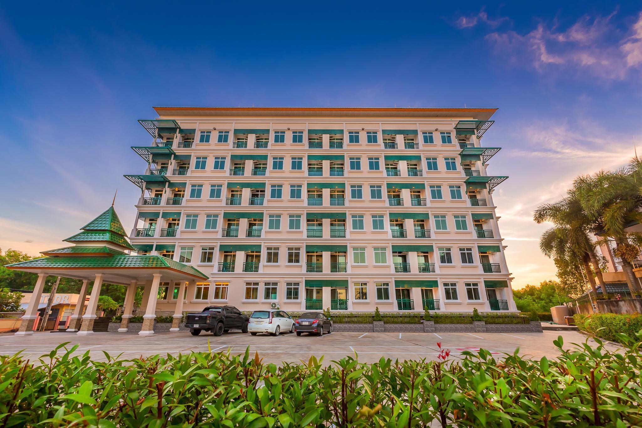 Evergreen Suite Hotel เอเวอร์กรีน สวีท โฮเต็ล