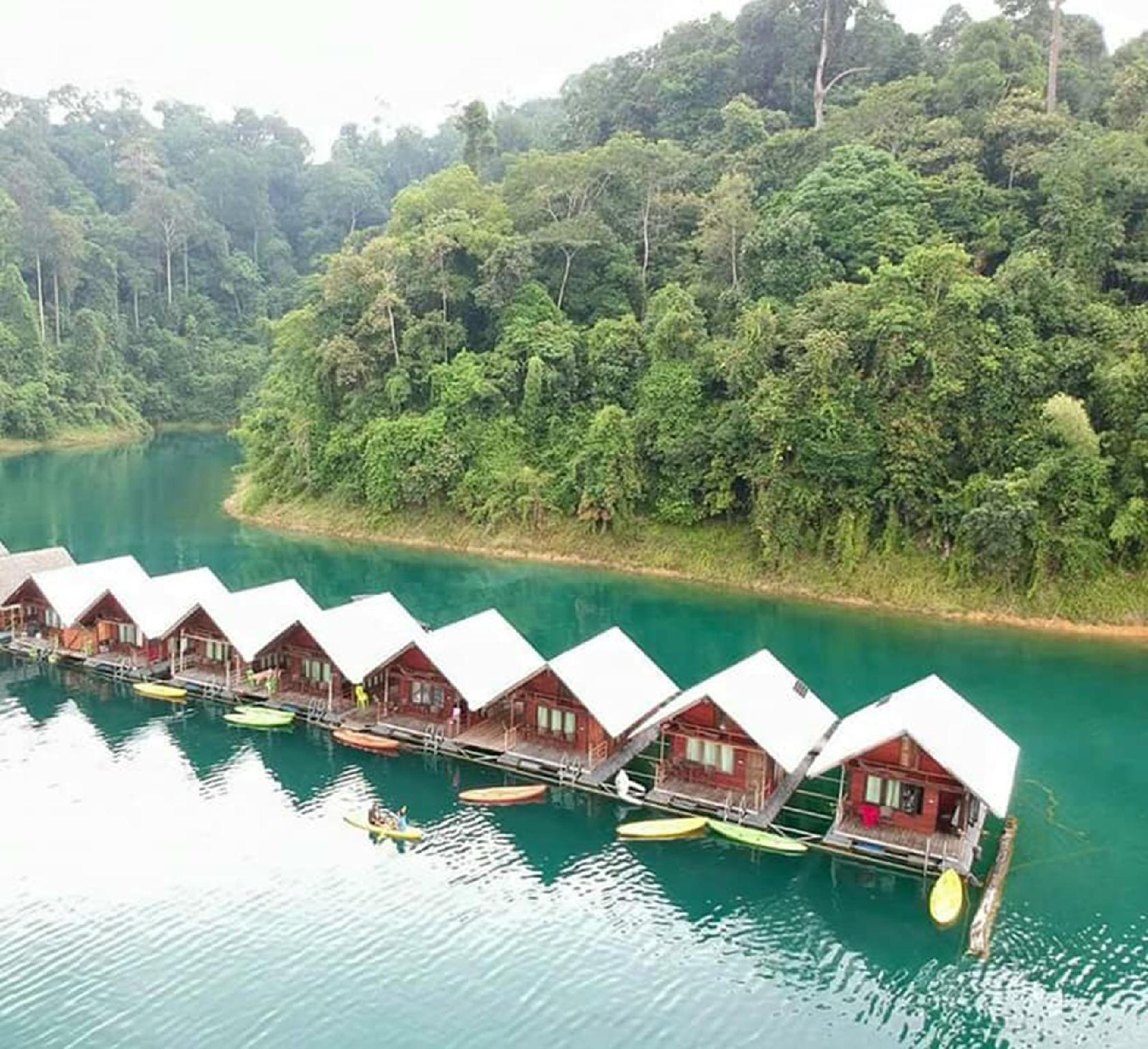 Orchid Lake House