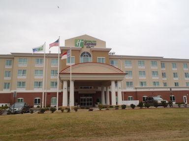 Holiday Inn Express Hotel & Suites Goldsboro   Base Area