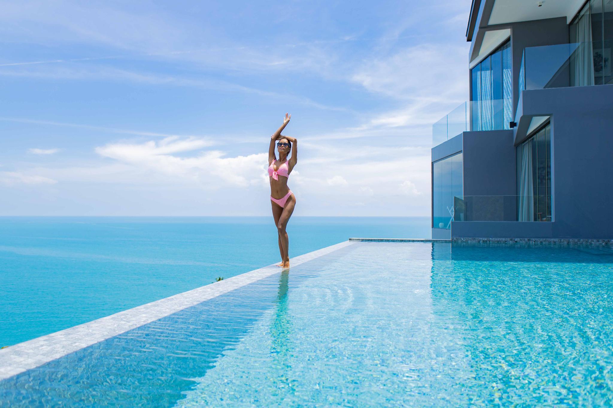 VILLA ELLA   Sea View Pool Privacy Service