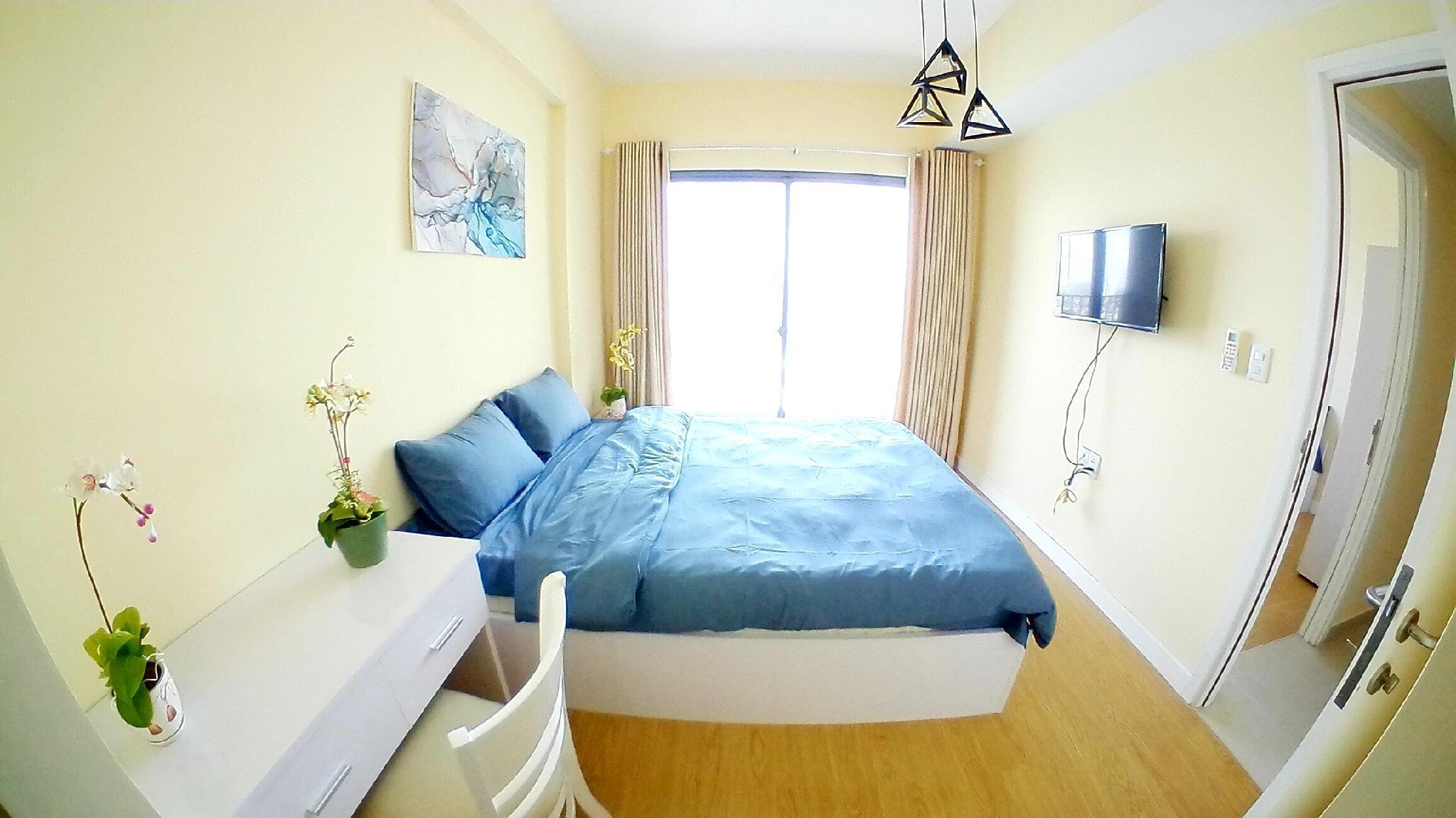 Masteri Thao Dien T3 Apartment B1607
