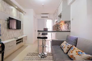 Minimalist 2BR Bassura Apartment By Travelio