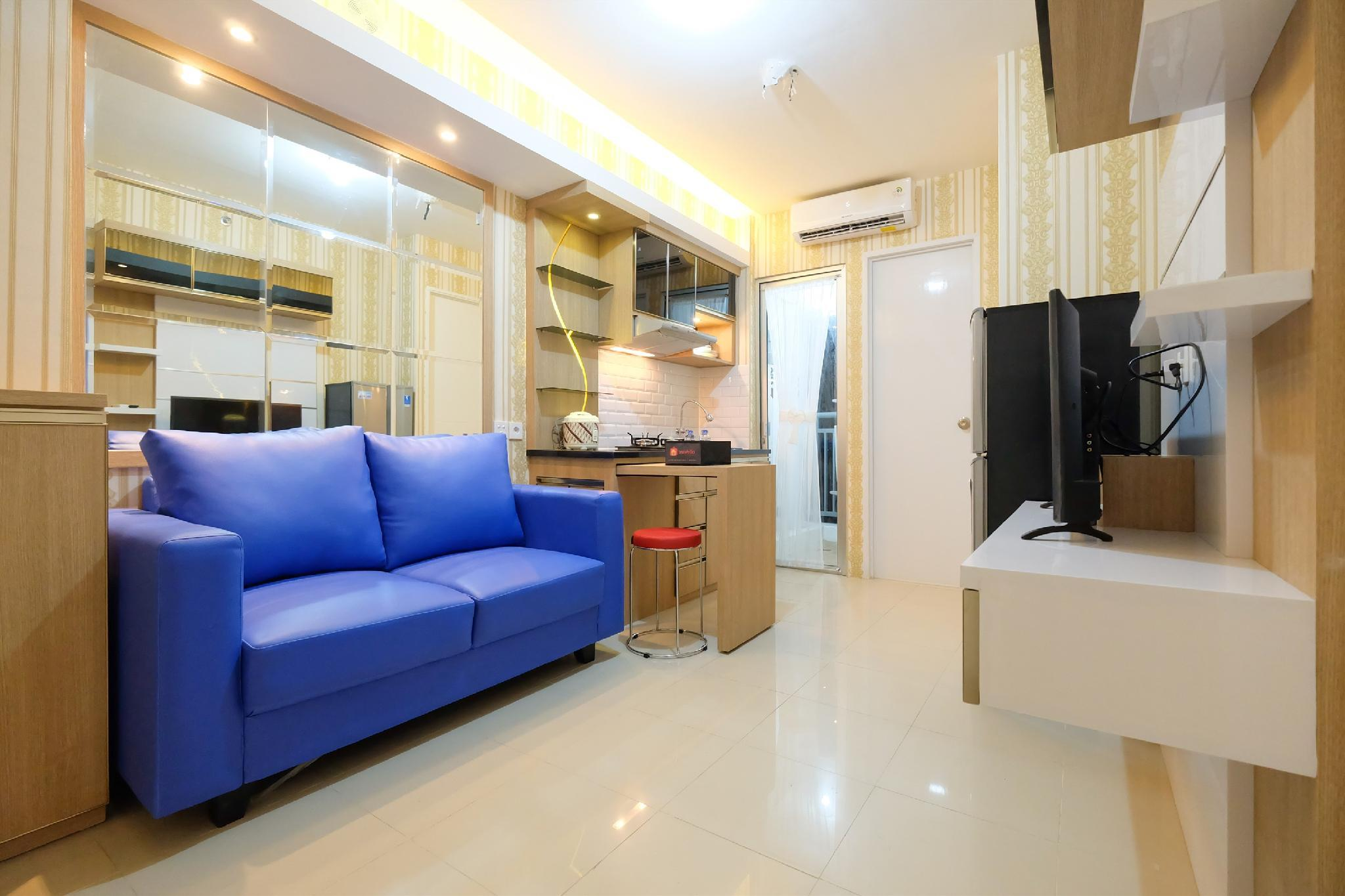 Affordable 2BR Bassura City Apartment By Travelio