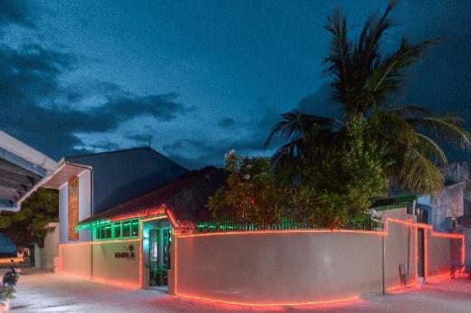Narnia Maldives Hotel at Maafushi