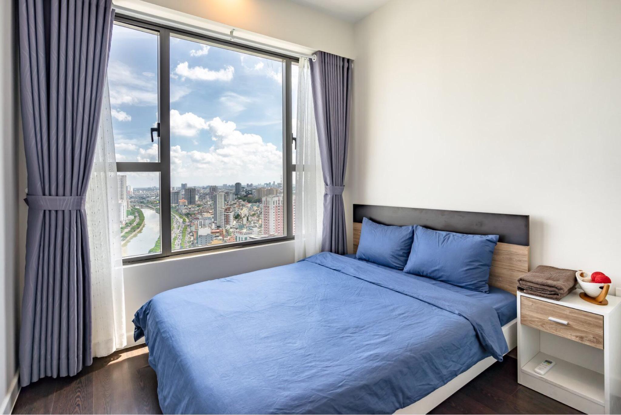 Apartment Near Ben Thanh 3BRs