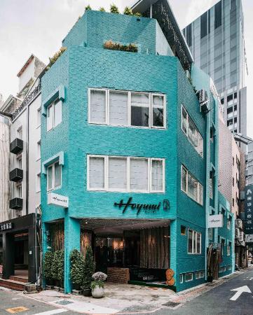 Hoyumi Hotel Taipei