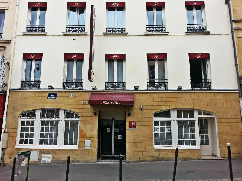 Hotel Pax Montmartre