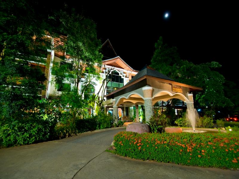 100 islands resort & spa ( roi koh hotel )