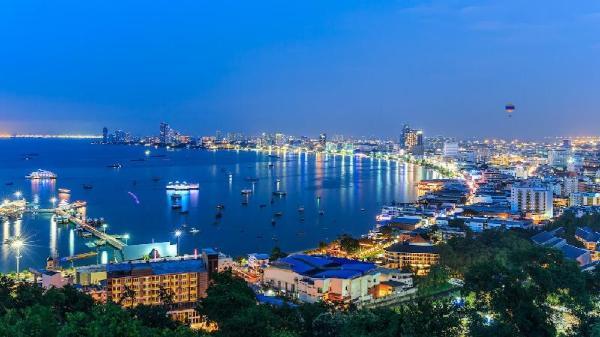 Arya Inn Pattaya Beach Hotel Pattaya