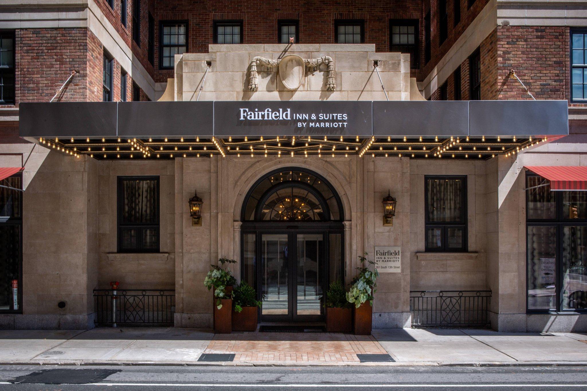 Fairfield Inn & Suites Philadelphia Downtown/Center City