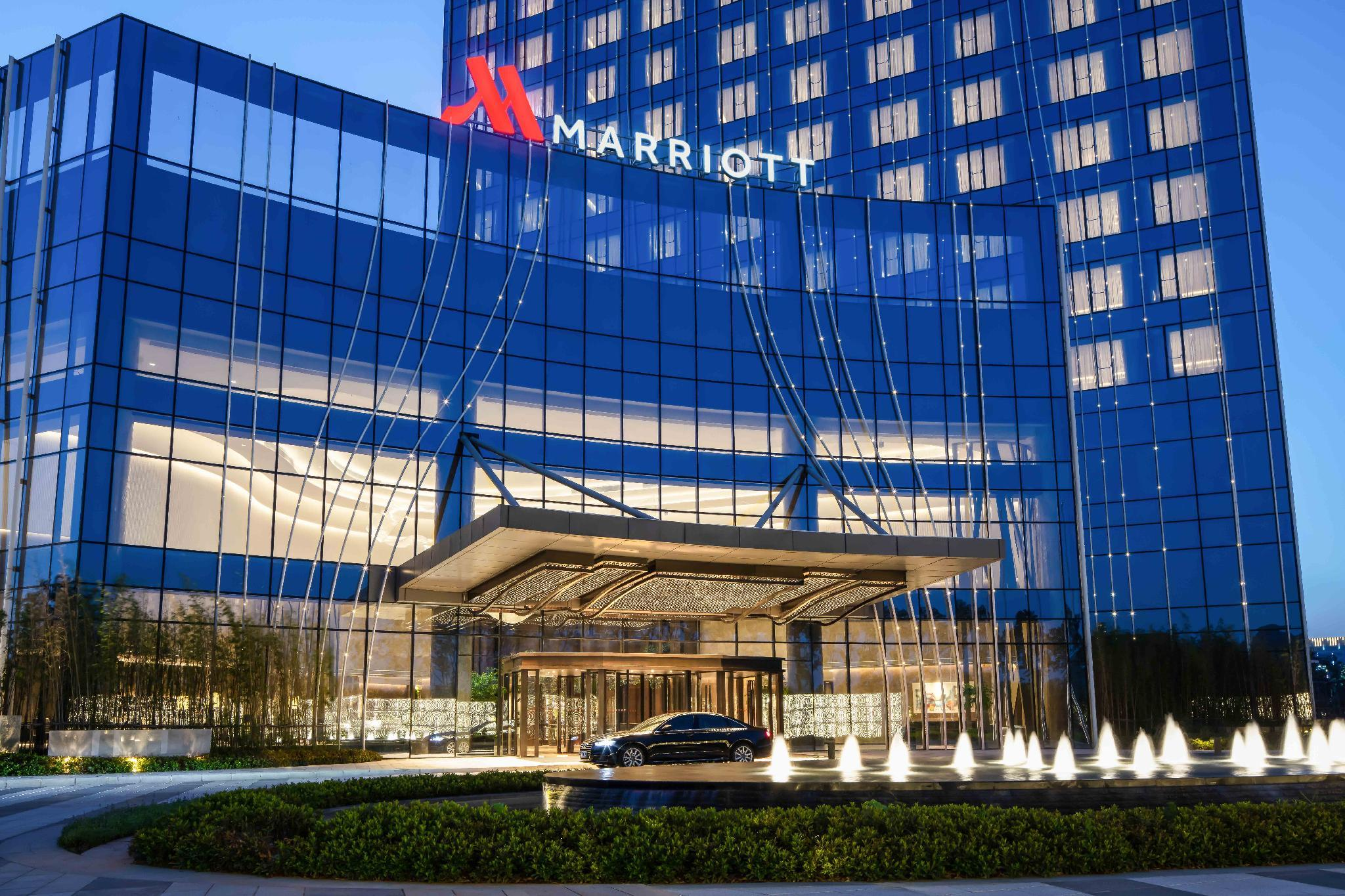 Hangzhou Marriott Hotel Lin'an – Picture, Price and Deals
