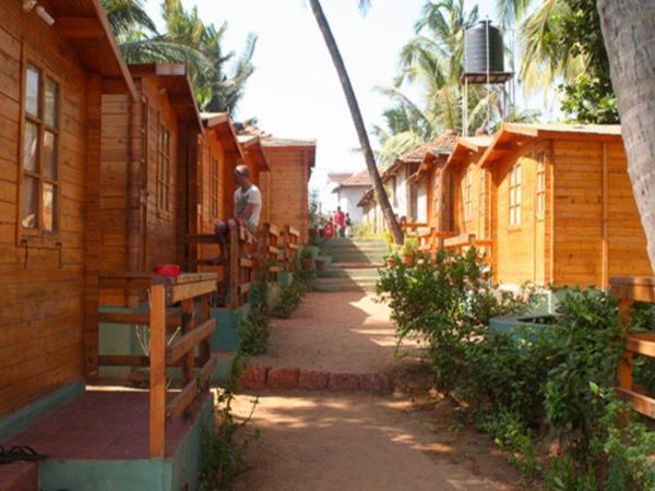 Sea Horse Cottages Goa