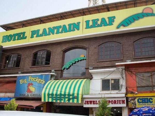 Hotel Plantain Leaf Goa