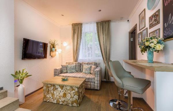 Hotel Mini on Tishinsky Moscow