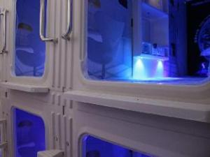 Changsha Galaxy Stars Capsule Bed Hotel