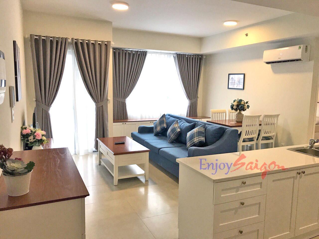Masteri Thao Dien Apartment's D2  3606