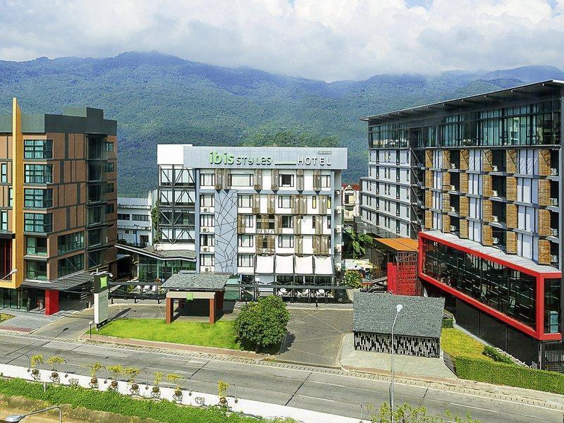 Ibis Styles Chiang Mai Hotel ไอบิส สไตล์ เชียงใหม่ โฮเต็ล