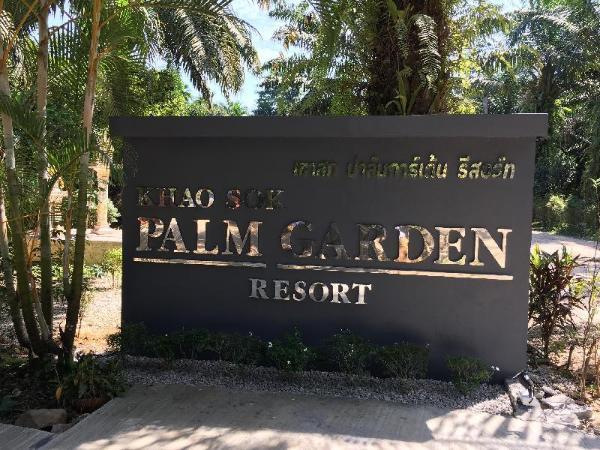 Khao Sok Palm Garden Resort Khao Sok
