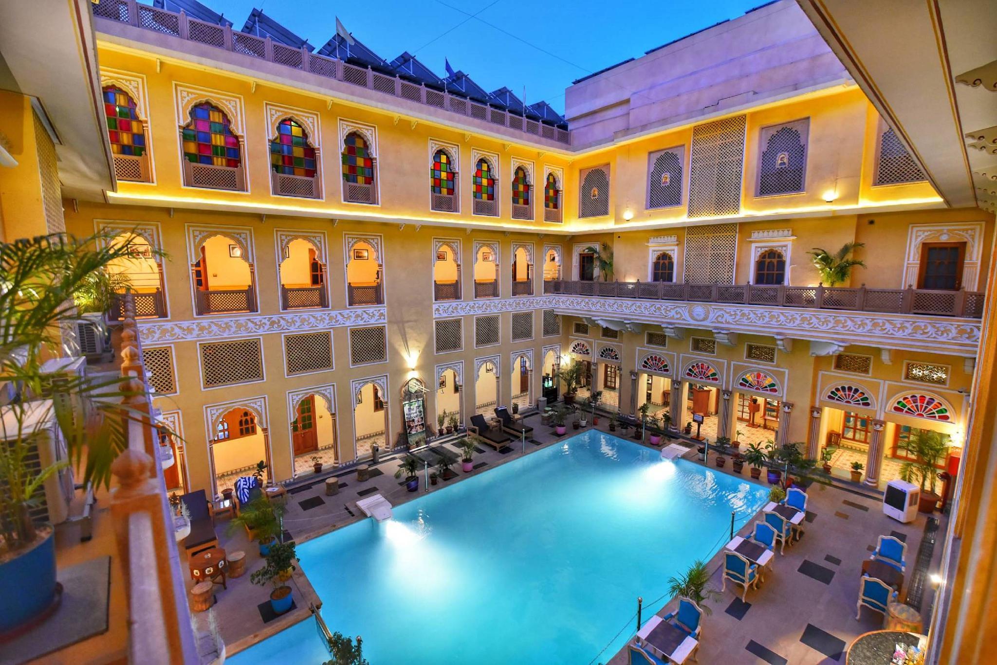 Nirbana Palace A Heritage Hotel And Spa