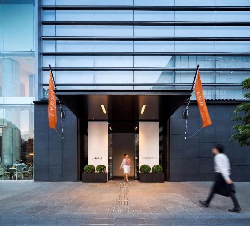 Andaz Tokyo-a concept by Hyatt Tokyo