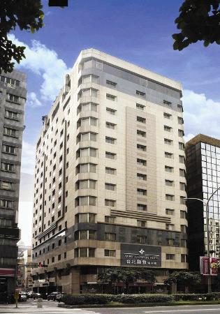 Taipei Fullerton Hotel?East Taipei
