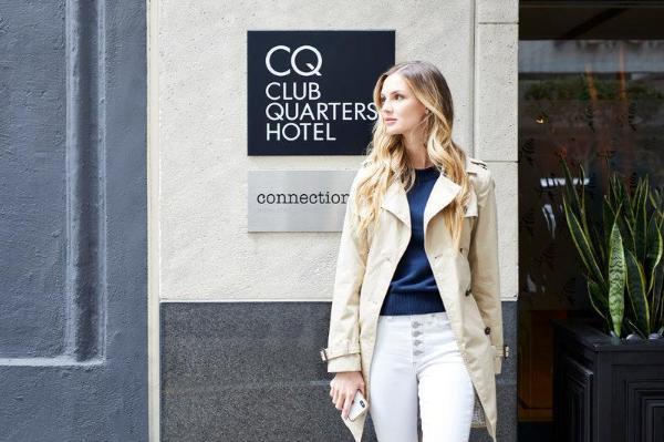 Club Quarters Hotel in San Francisco San Francisco