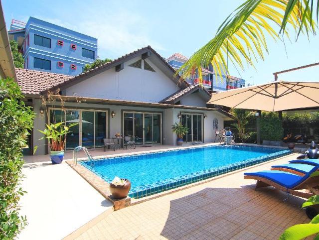 บ้านประยงค์ พูล วิลลา – Baan Prayong Private Pool Villa, Phuket