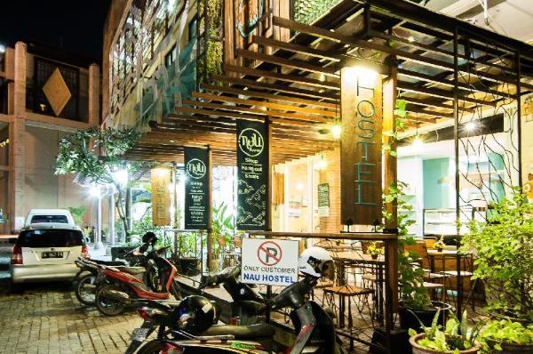 Nau Here Hostel Bali