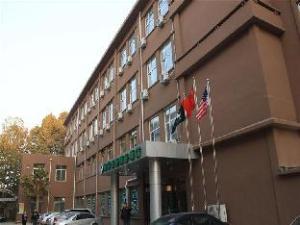 GreenTree Inn Jinan Shengli Hospital Weiba Road Business Hotel