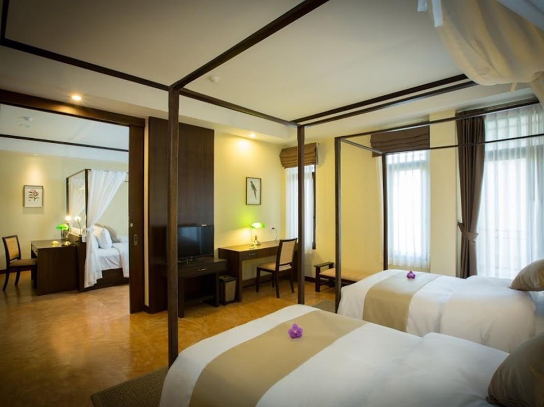 Prat Rajapruek Resort and Spa ปราชญ์ ราชพฤกษ์ รีสอร์ท แอนด์ สปา
