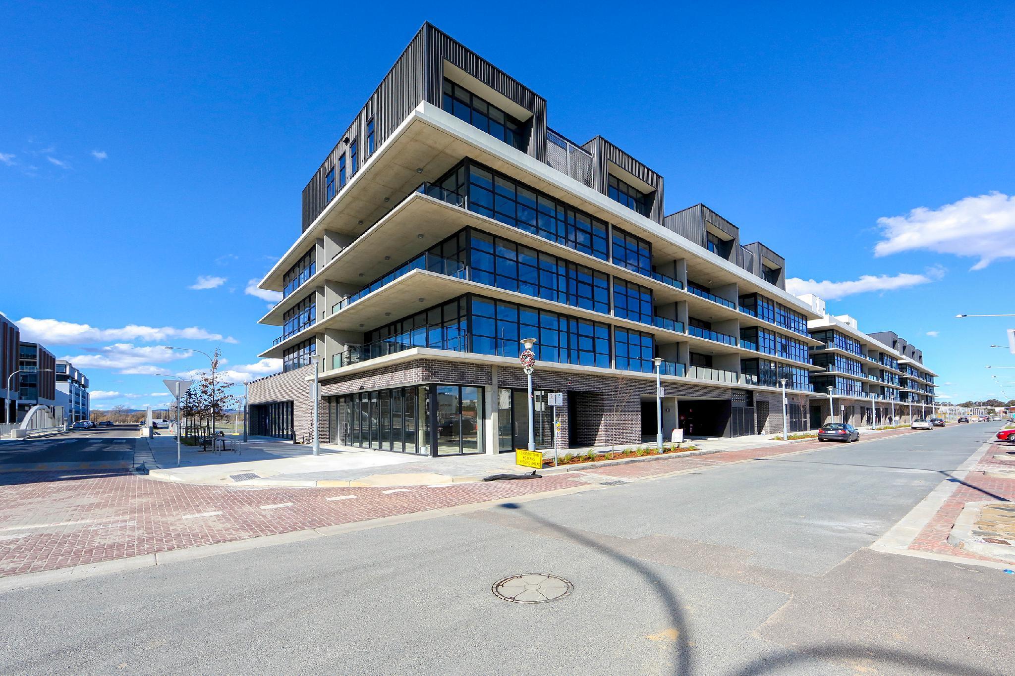 Accommodate Canberra   Dockside