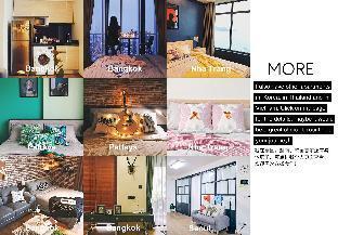 [パタヤ中心地]アパートメント(35m2)| 1ベッドルーム/1バスルーム [hiii]PostModern|Rooftop Boundless Pool-UTP003