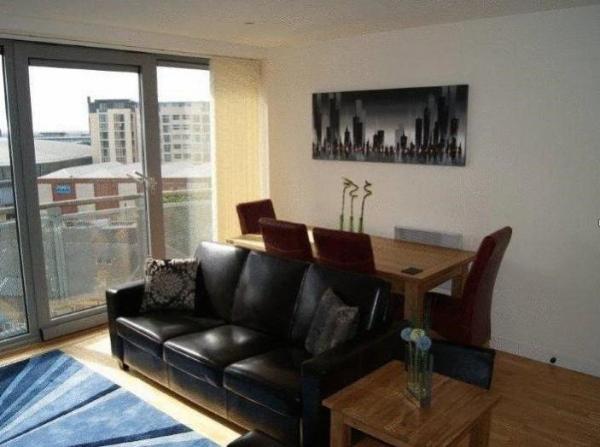 Cranbrook House Apartments - Near Ice Arena Nottingham