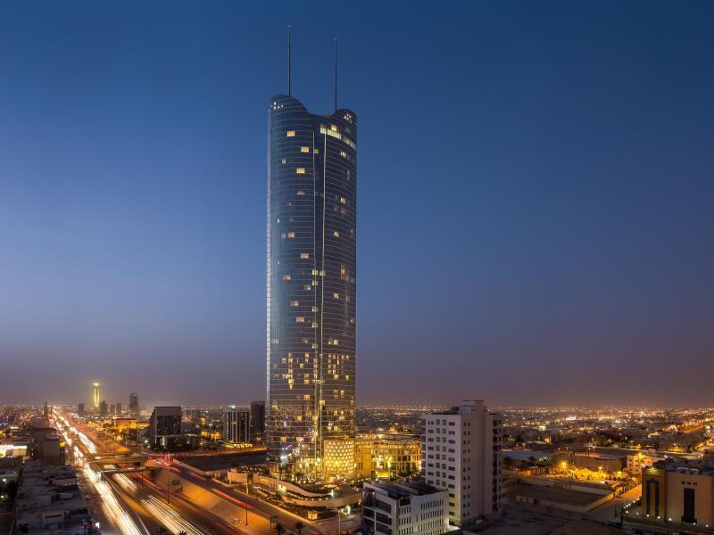 Burj Rafal Hotel Riyadh