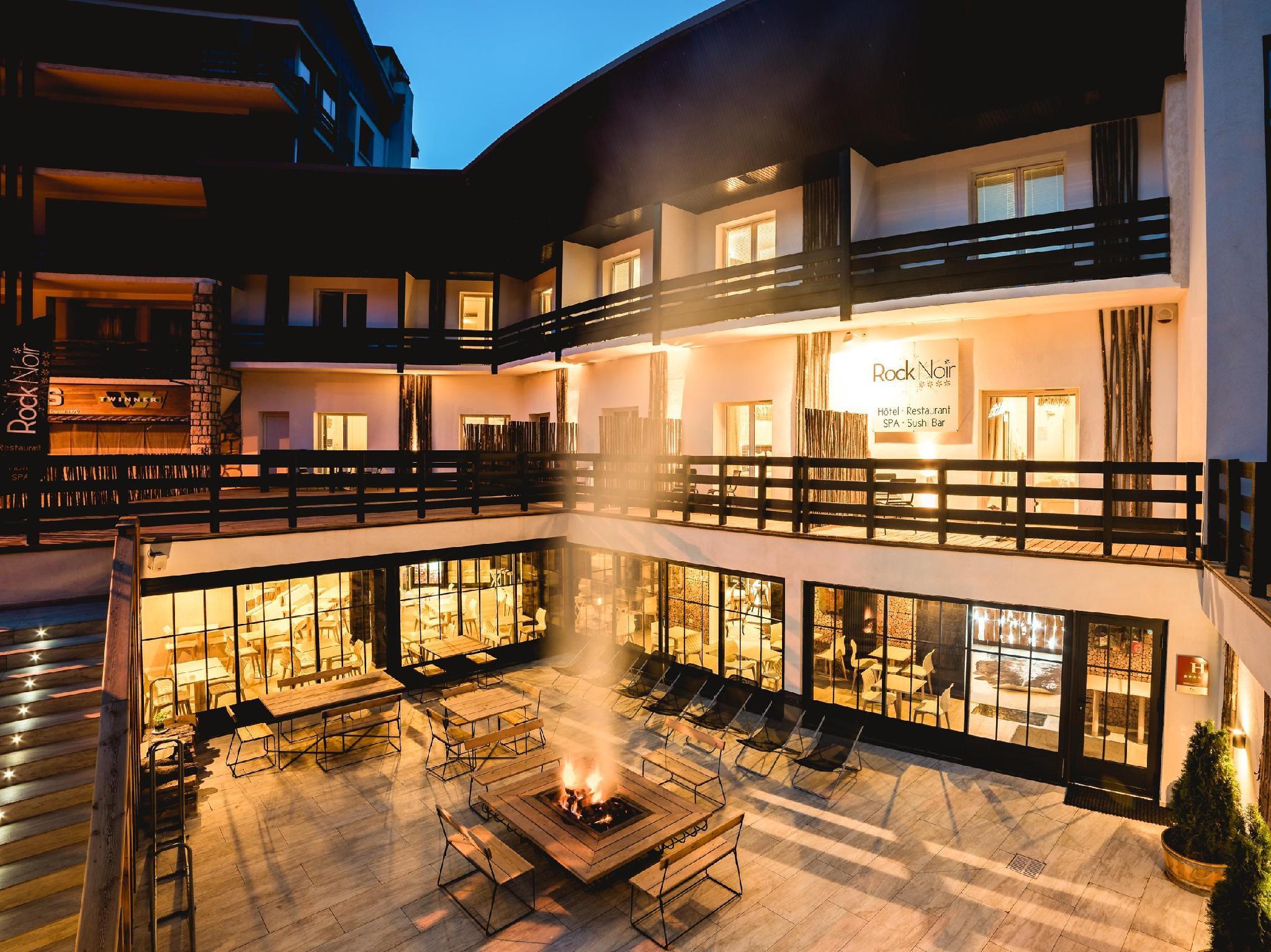 Hotel Rock Noir