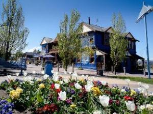 โรงแรมบลู ผับ (Blue Pub Hotel)