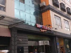 Motel 168 Nanjing Middle Gate Bus Station