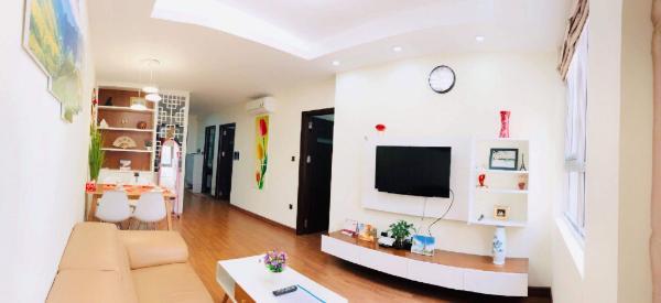 Modern-2BR Apartment@HomeCity - NEAR BY KEANGNAM Hanoi