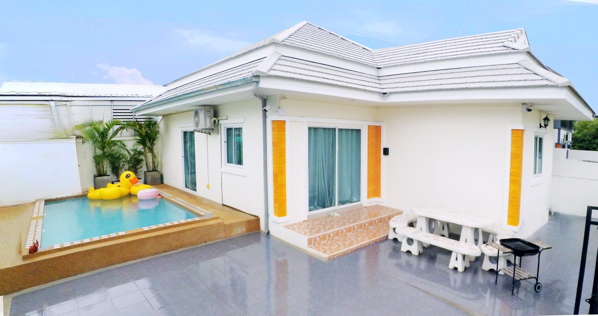 Baannano Pool Villa Huahin 88