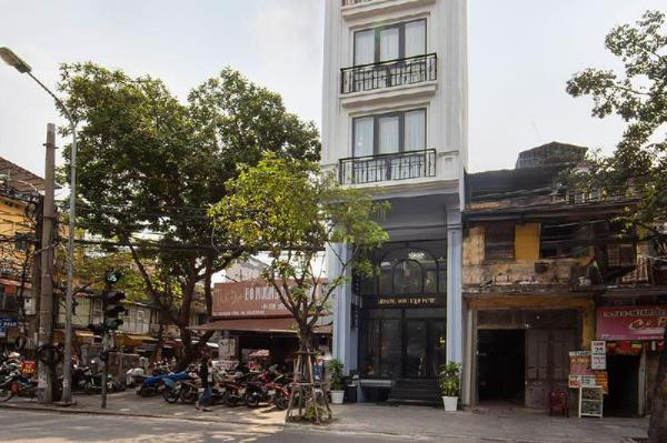 Shining Boutique Hotel and Spa Hanoi