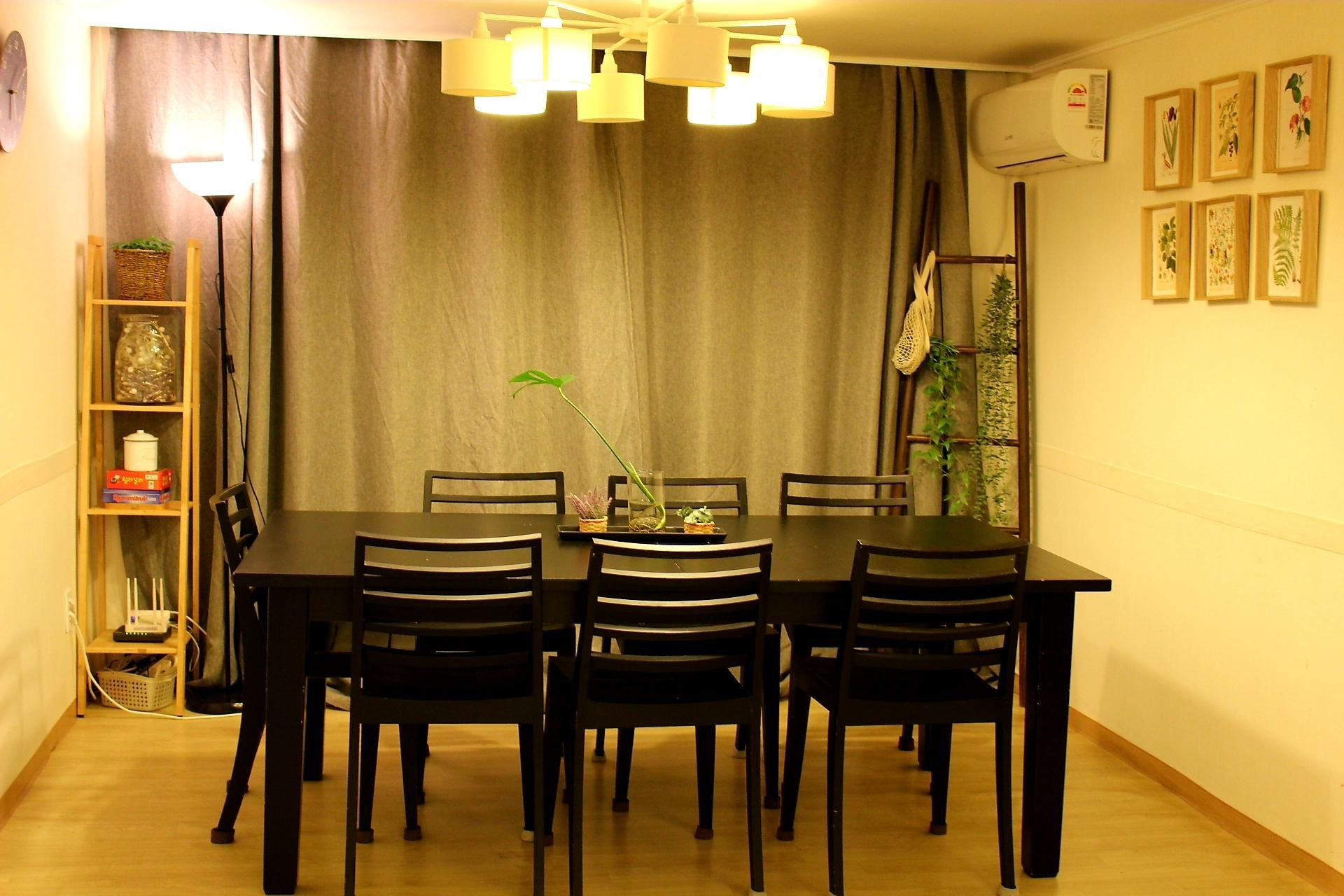 10beds 3BR Song For BnB Near Hongik Univ. Staion