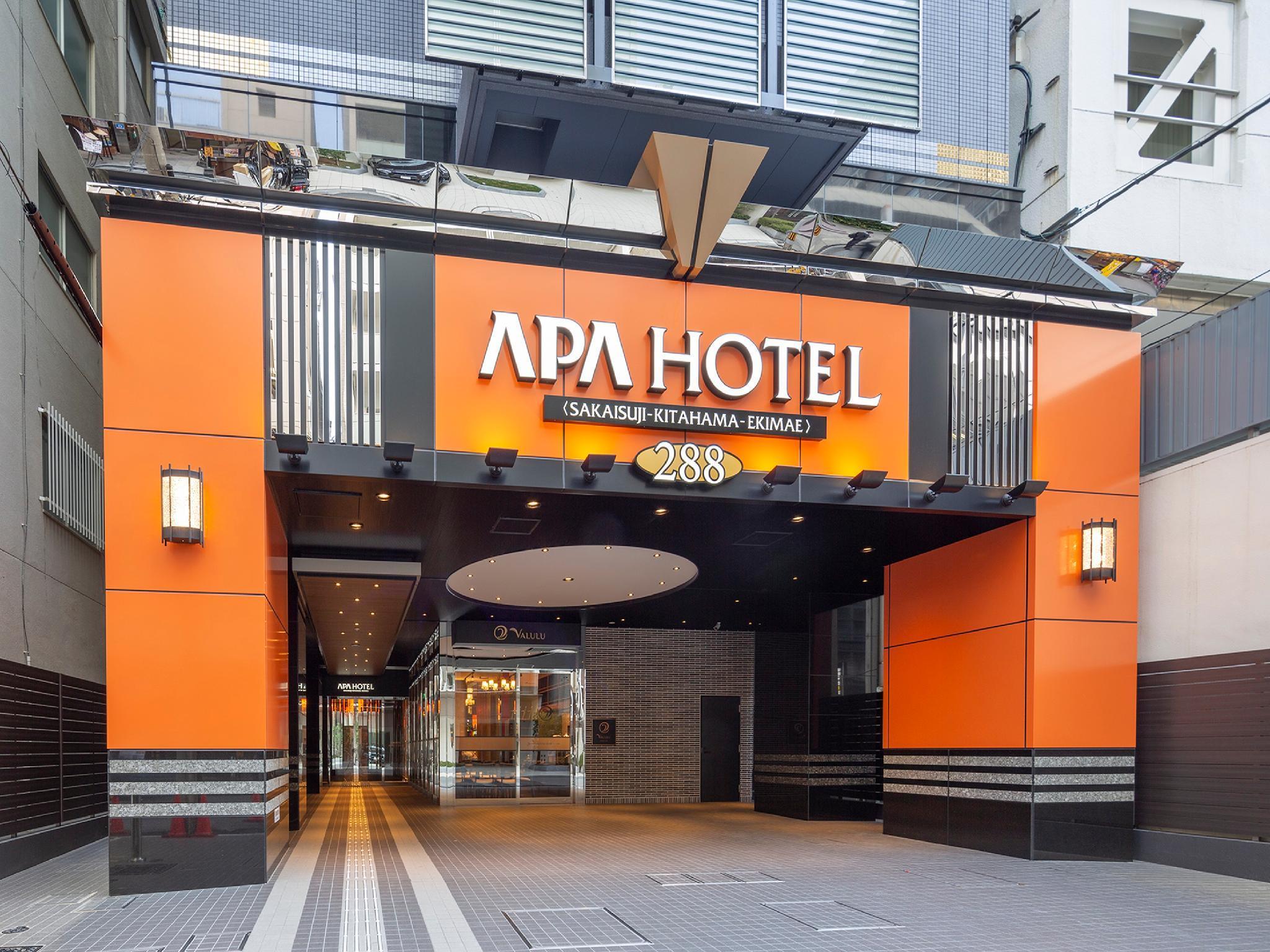 APA HOTEL Sakaisuji Kitahama Ekimae