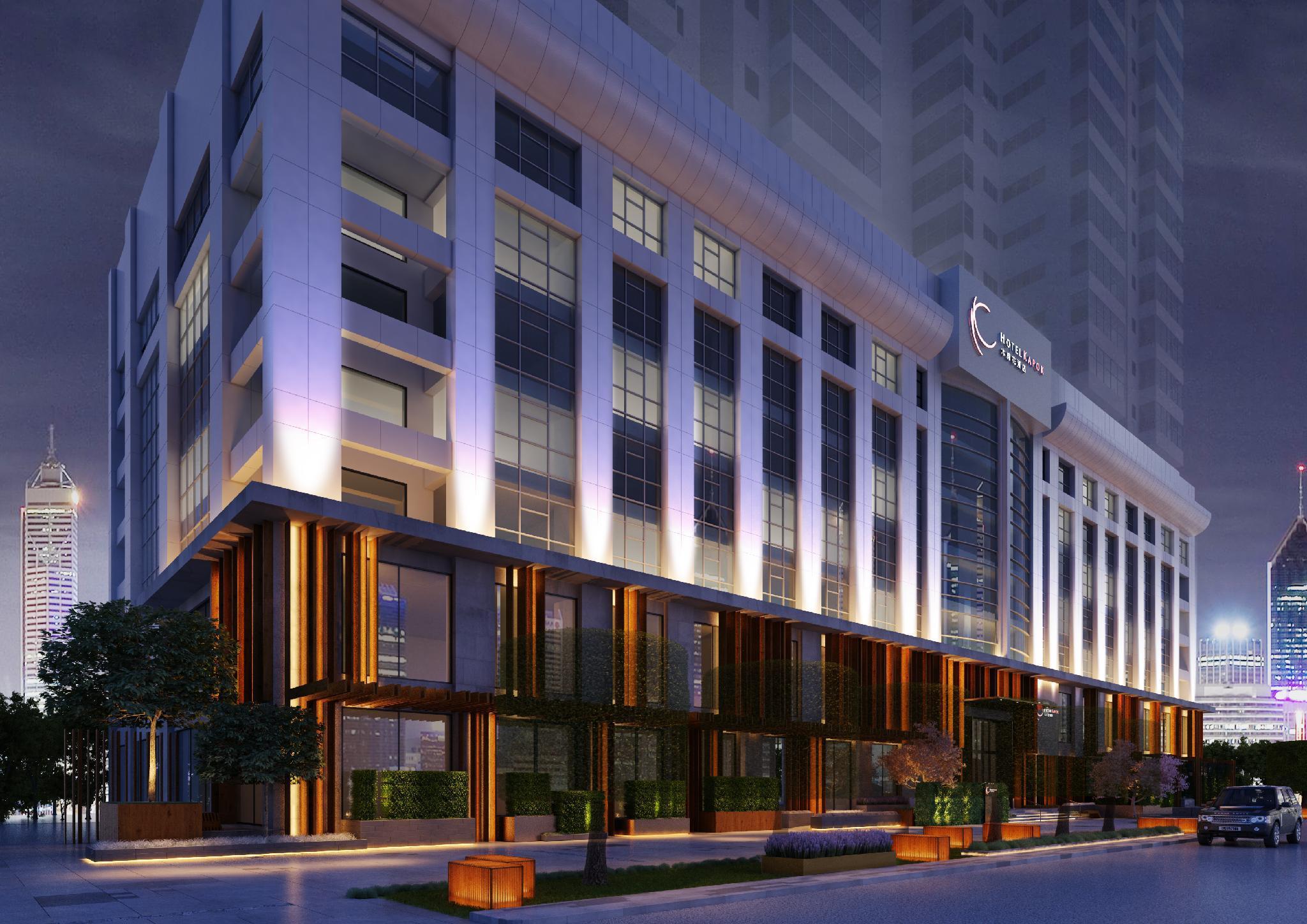 Hotel Kapok Shenzhen Luohu Reviews